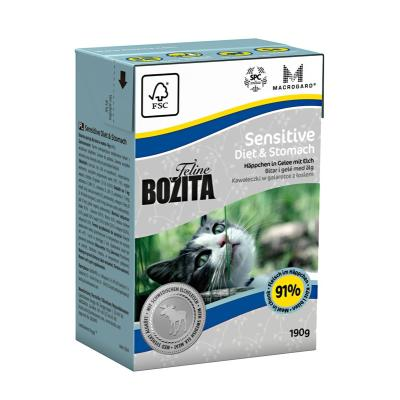 Bozita Feline Diet & Stomach | 190g
