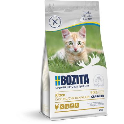 Bozita Kitten Grain free Chicken | 400g