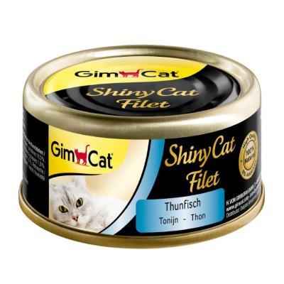GimCat ShinyCat Filet Thunfisch | 70g