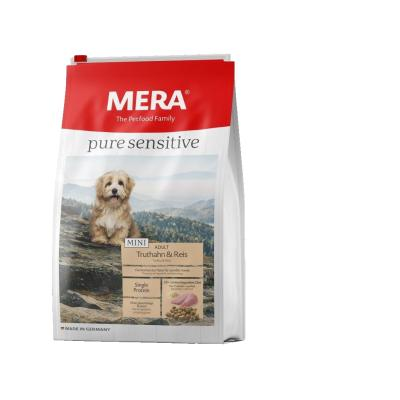 MERA pure sensitive MINI | Truthahn&Reis 4kg