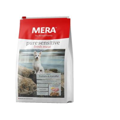 MERA pure sensitive MINI fresh meat | Truthahn&Kartoffel 4kg