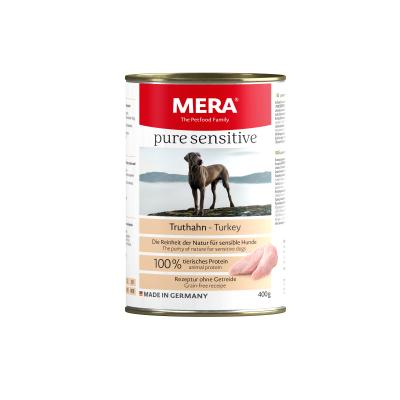MERA pure sensitive MEAT | Truthahn 400g
