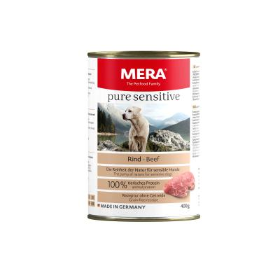 MERA pure sensitive MEAT | Rind 400g