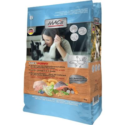 MAC's Soft Puppy Huhn | 5kg