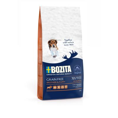 Bozita GRAIN FREE Mother & Puppy Elch | 2kg