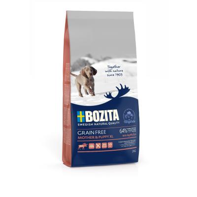 Bozita GRAIN FREE Mother & Puppy XL Elch | 2kg