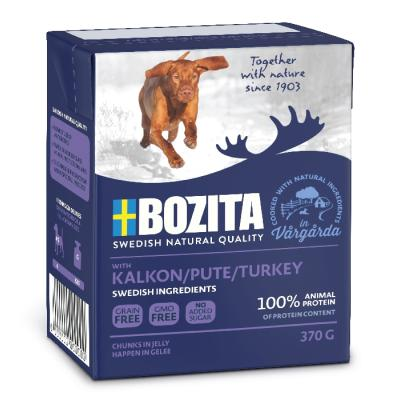Bozita Happen in Gelee mit Pute | 370g