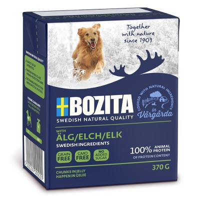 Bozita Happen in Gelee mit Elch | 370g