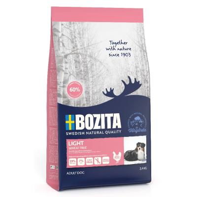 Bozita Light Wheat Free | 2,4kg
