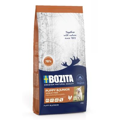 Bozita Puppy & Junior Wheat Free | 2kg