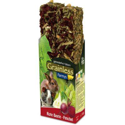 JR Grainless Farmys Rote Beete-Fenchel 140 g
