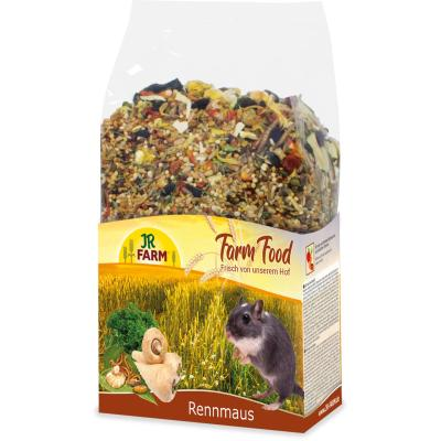 JR Farm Food Rennmaus Adult 500 g