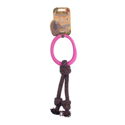 Beco Hoop On a Rope | S Pink
