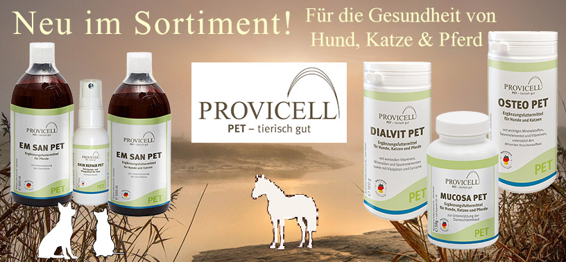 Neu im Sortiment: Provicell