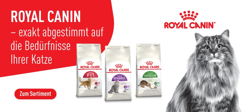 Royal Canin Sortiment