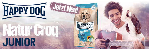 HappyDog NaturCroq Junior