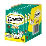 Maxi-Pack! Dreamies | mit Pute 60g 6x60g