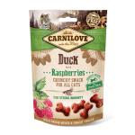 Carnilove Cat Crunchy Snack Duck with Raspberries | 50 g