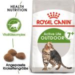 Royal Canin Outdoor 7+  400 g