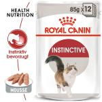 Royal Canin Instinctive Mousse  85 g