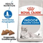Royal Canin Indoor Appetite Control  2kg