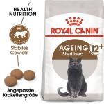 Royal Canin Senior Ageing 12+ Sterilised  400 g