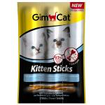 GimCat Kitten Sticks mit Truthahn & Calcium 3 St.