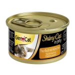 GimCat ShinyCat Thunfisch mit Hühnchen in Jelly  70g