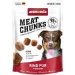 animonda Meat Chunks Adult Rind pur | 80 g