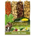 JR Grainless Farmys XXL Veggie 4er-Pack 450 g