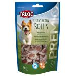 Trixie Premio | Rolls Fish Chicken 75g
