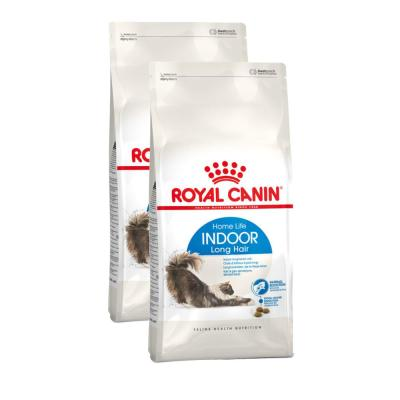 Sparpack! Royal Canin Indoor Longhair 35 | 2 x 10 kg