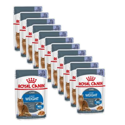 Sparpack! Royal Canin Care Light Weight in Gelee | 12 x 85 g