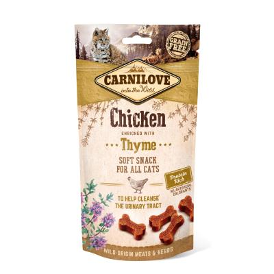 Carnilove Cat Soft Snack Chicken with Thyme | 50 g