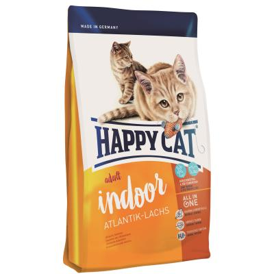 Happy Cat Indoor Adult Atlantik Lachs | 1,4kg