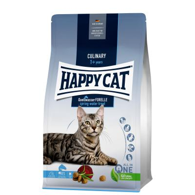 Happy Cat Culinary Adult Quellwasser Forelle | 1,3 kg