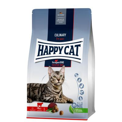 Happy Cat Culinary Adult Voralpen Rind | 1,3 kg