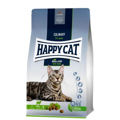 Happy Cat Culinary Adult Weide Lamm | 10 kg