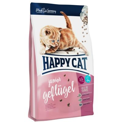 Happy Cat Supreme Junior Geflügel | 1,4 kg