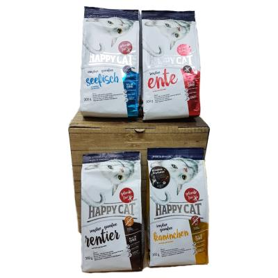 Happy Cat Sensitive Testbox | 4x300g