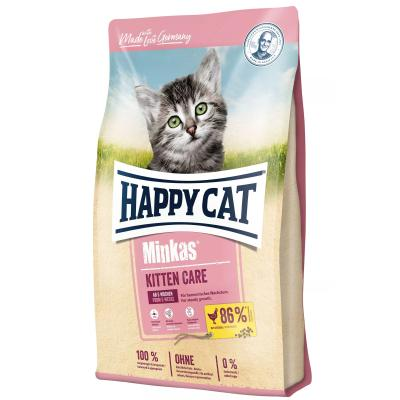 Happy Cat Minkas Kitten Care Geflügel | 1,5 kg