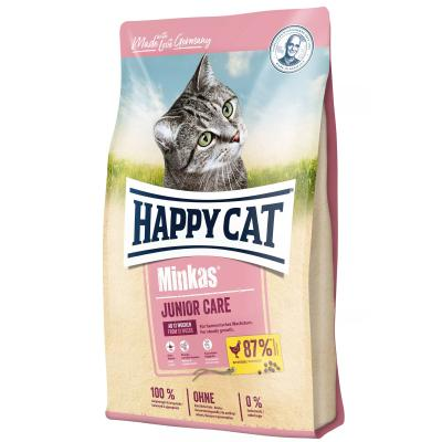 Happy Cat Minkas Junior Care Geflügel | 1,5 kg