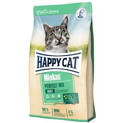 Happy Cat Minkas Perfect Mix Geflügel, Fisch & Lamm | 1,5 kg