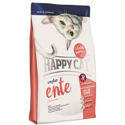 Happy Cat Sensitive Ente | Auslaufartikel! 1,4kg