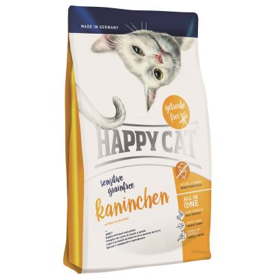 Happy Cat Sensitive Grainfree Kaninchen | Auslaufartikel! 1,4kg