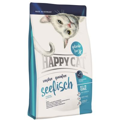 Happy Cat Sensitive Grainfree Seefisch | Auslaufartikel! 1,4kg