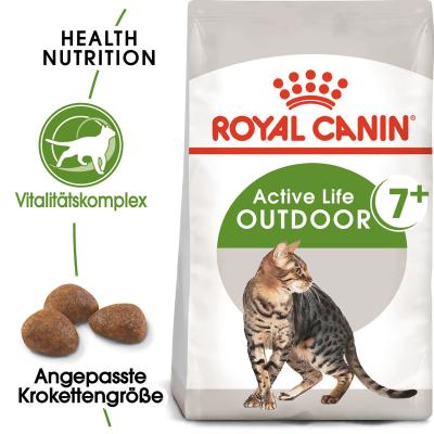 Royal Canin Outdoor 7+ | 400 g