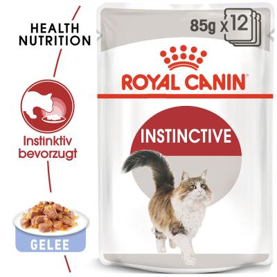 Royal Canin Instinctive in Gelee | 85 g