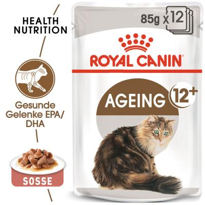 Royal Canin Ageing 12+ in Soße | 85 g