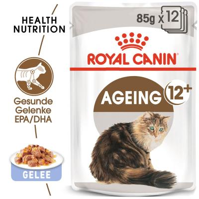 Royal Canin Ageing +12 in Gelee | 85 g